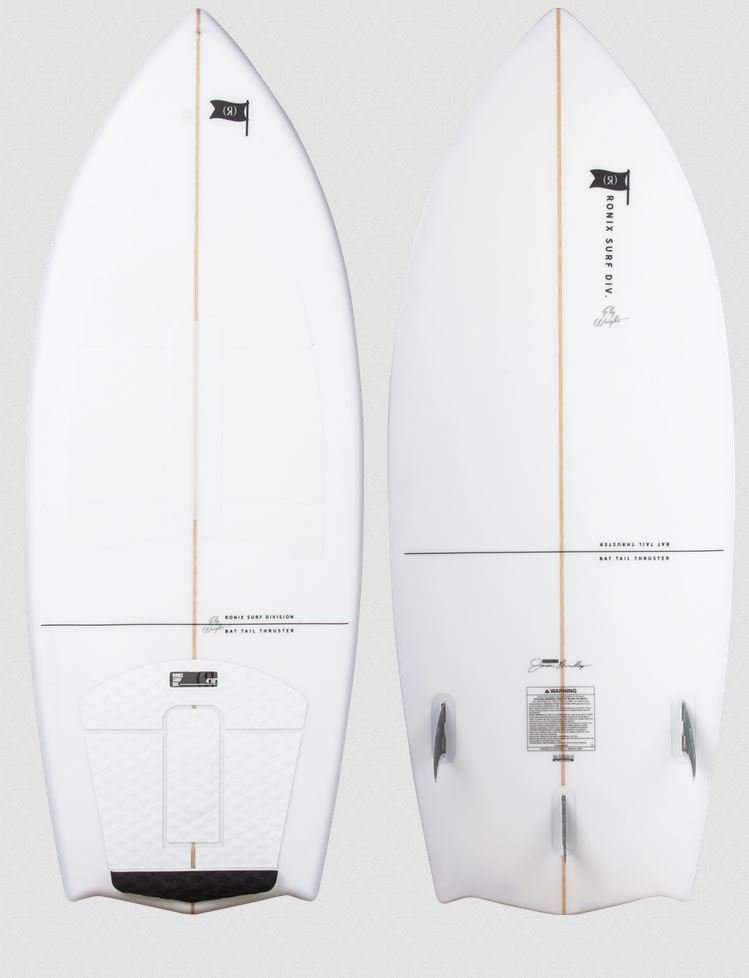 2020 Ronix Bat Tail Thruster Wakesurf Board