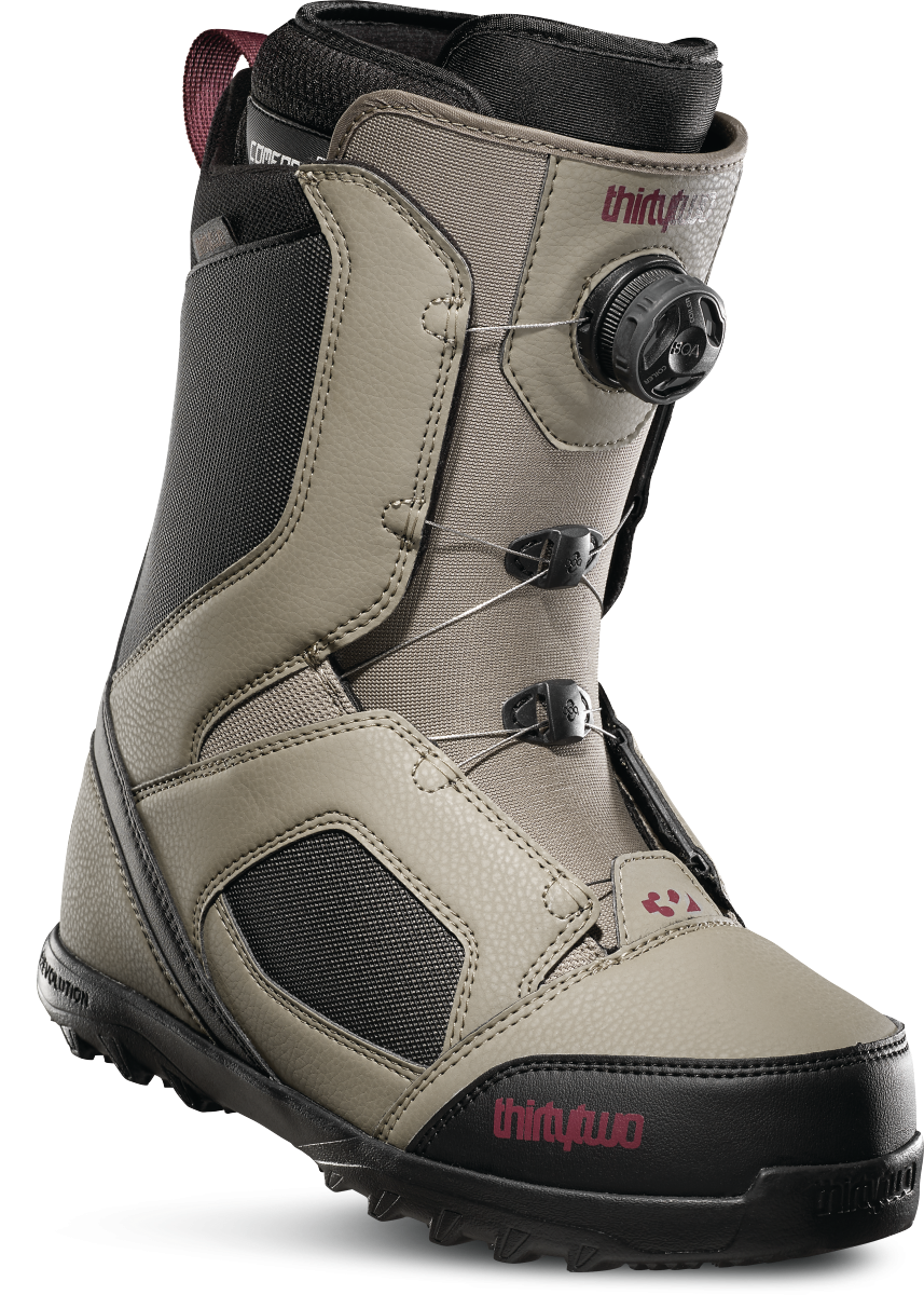 2020 Thirtytwo STW BOA Men's Snowboard Boots