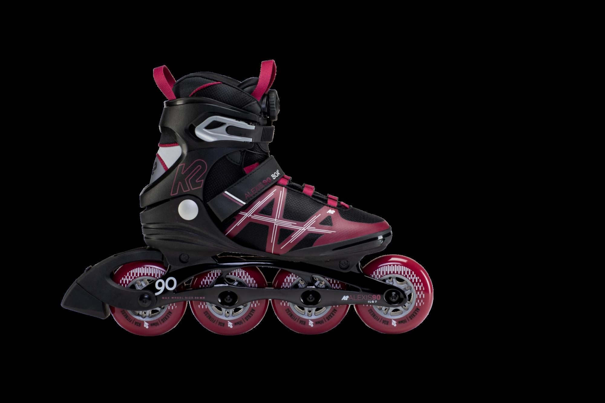 2021 K2 Alexis 90 BOA Women's Inline Skates