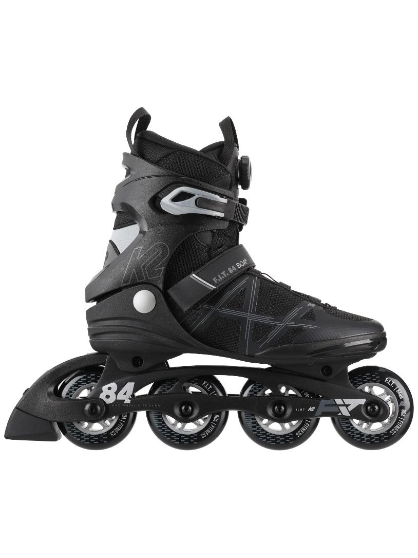 2021 K2 F.I.T. 84 BOA Men's Inline Skates