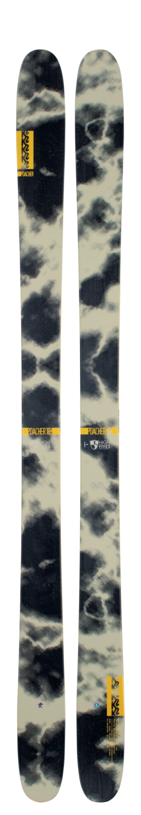 2021 K2 Poacher Men's Skis