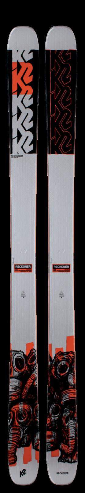 2021 K2 Reckoner 102 Men's Skis