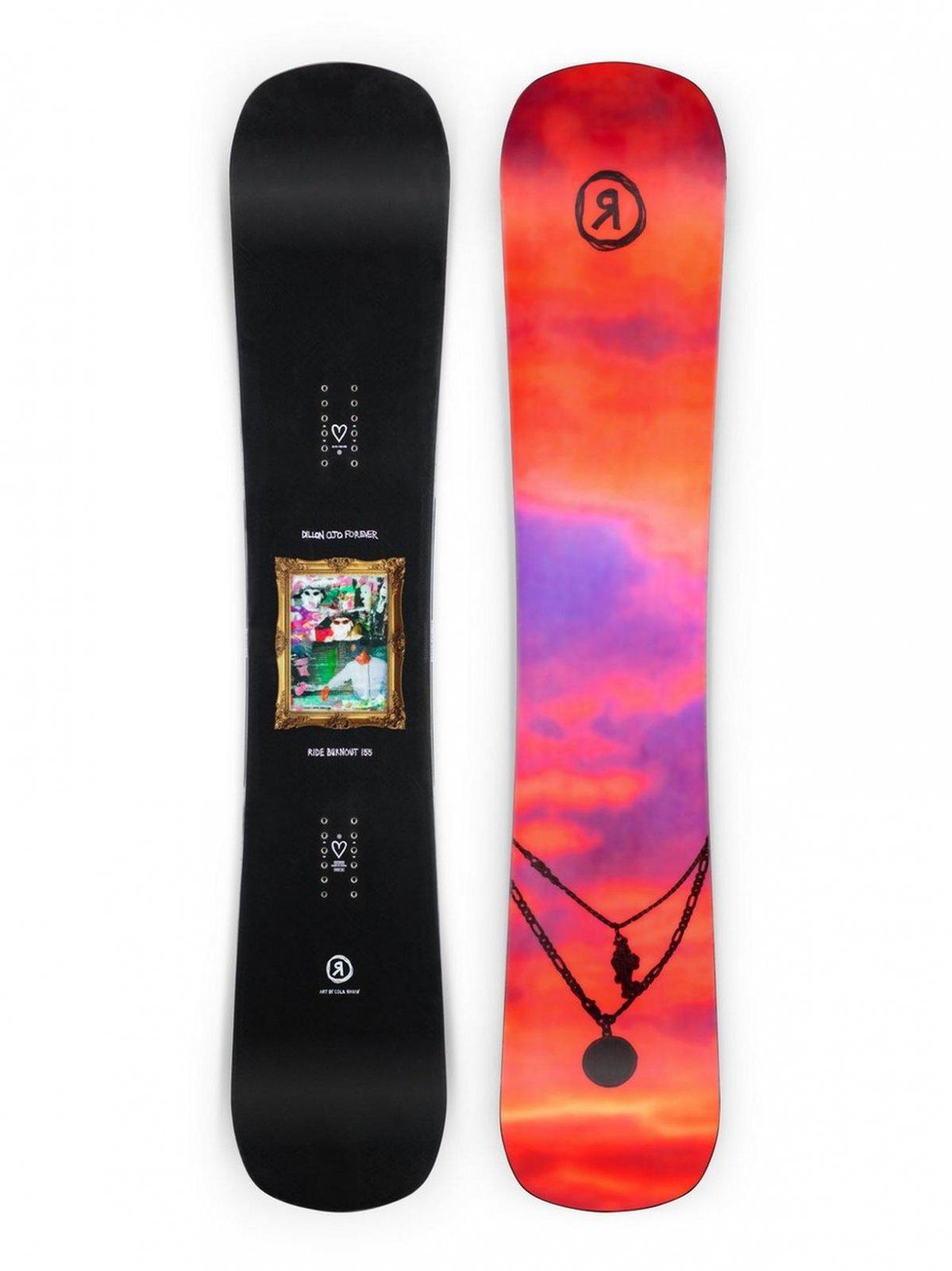 2021 Ride Burnout Men's Snowboard