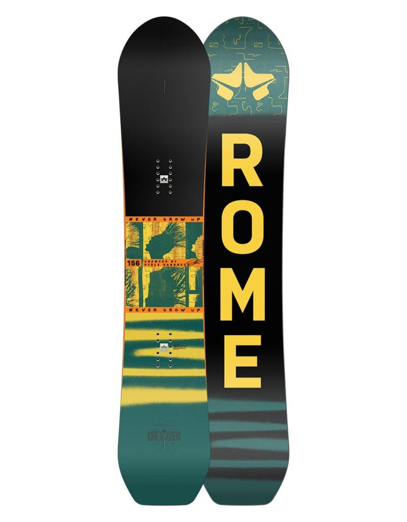 2021 Rome Stale Crewzer Men's Snowboard