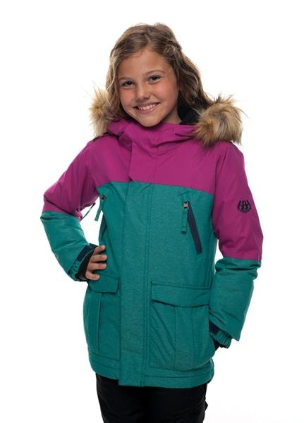 686 Girl's Harlow Insulated Jacket
