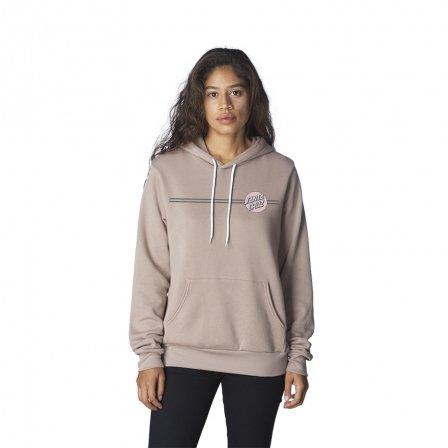 Santa Cruz Other Dot P/O Hooded Mid Wt Boyfriend Sweatshirt