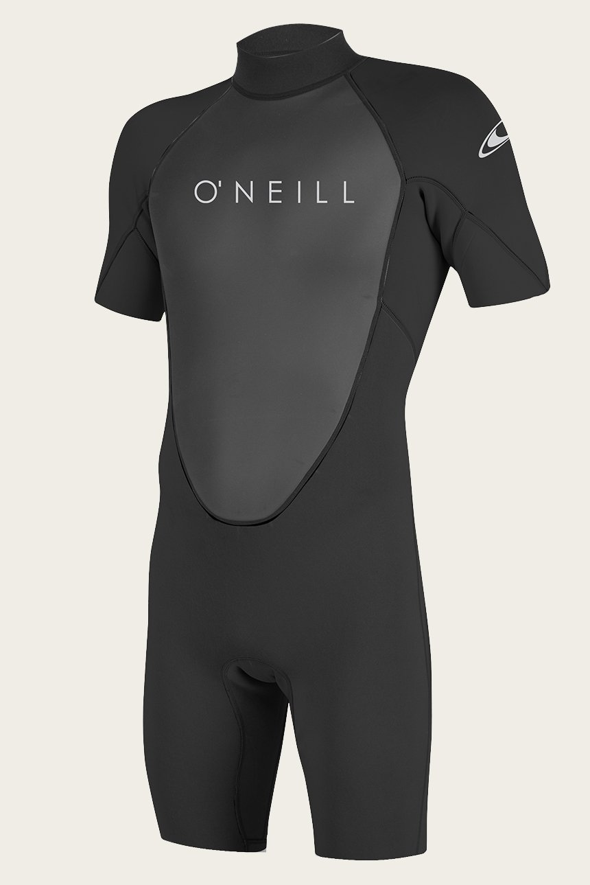 O'Neill Reactor II 2mm Back Zip S/S Spring Suit