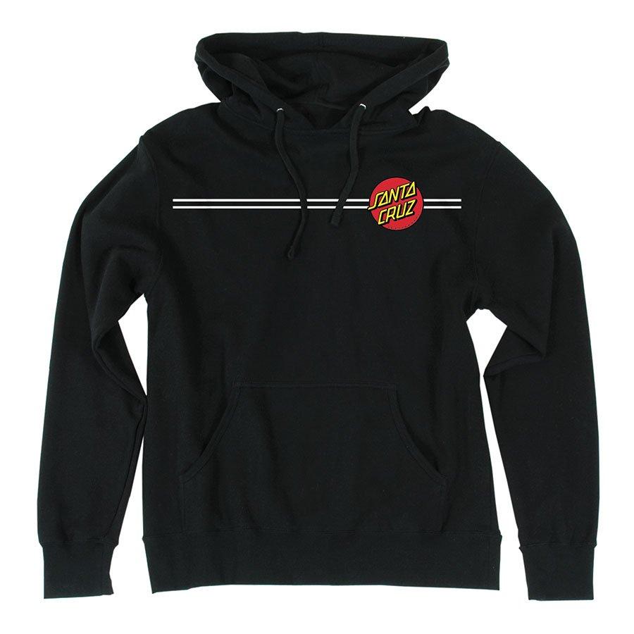 Santa Cruz Classic Dot P/O Hooded Heavyweight Sweatshirt