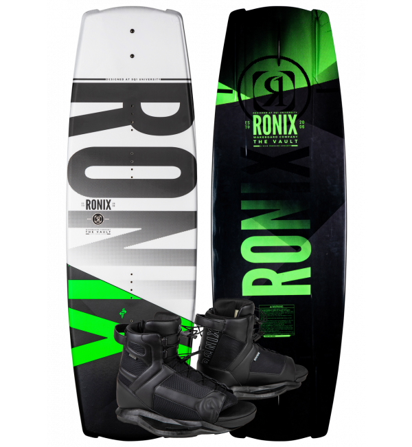 2021 Ronix Vault Wakeboard w/ Ronix Divide Boots