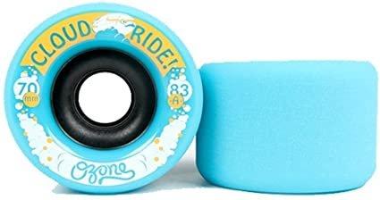 Cloud Ride Ozone 70mm Longboard Wheels
