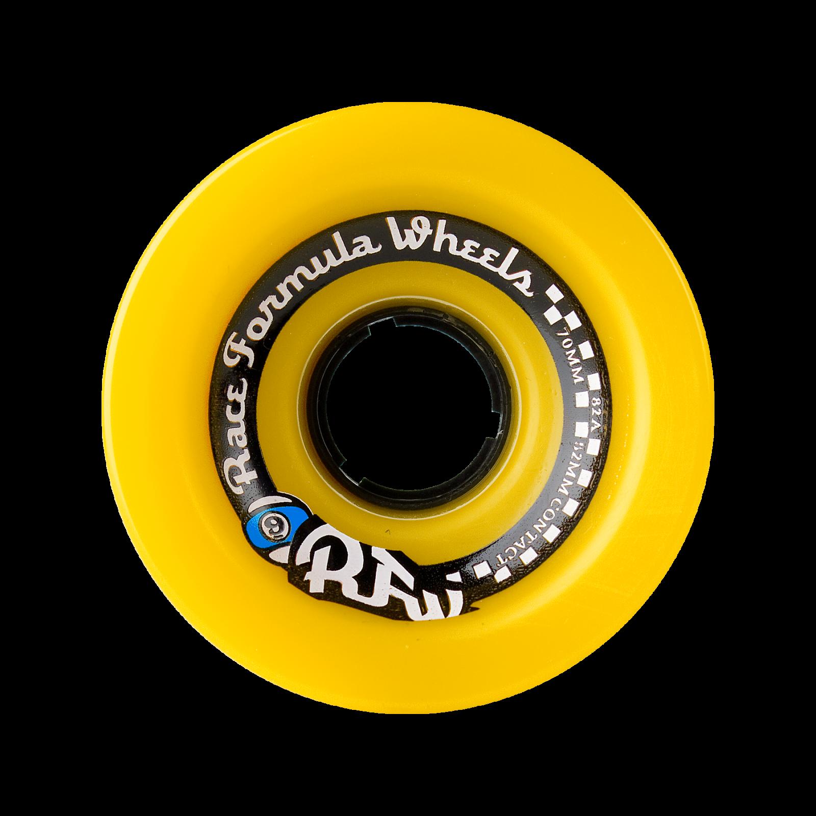 Sector 9 Race Formula 70mm Longboard Wheels