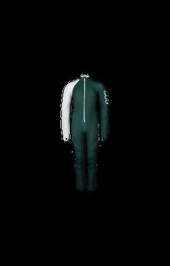 POC Skin GS Race Suit - Moldanite Green/Hydrogen White