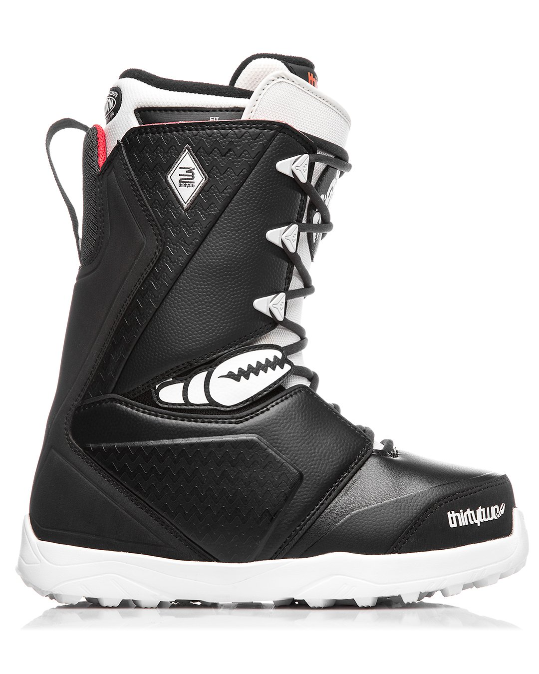 2019 Thirtytwo Lashed Crab Grab Men's Snowboard Boots