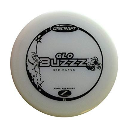Discraft Glo Z Line Mid-Range