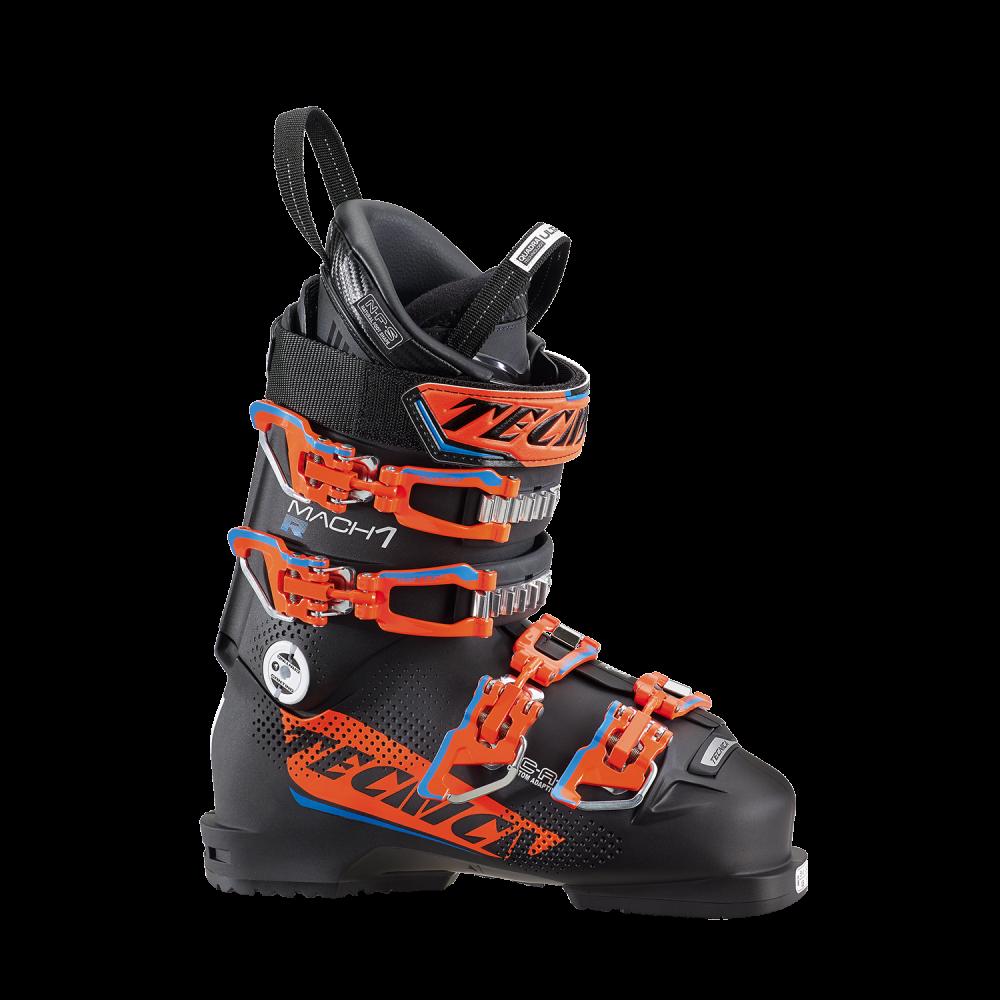 17/18 Tecnica Mach1 R 90 Ski Boots