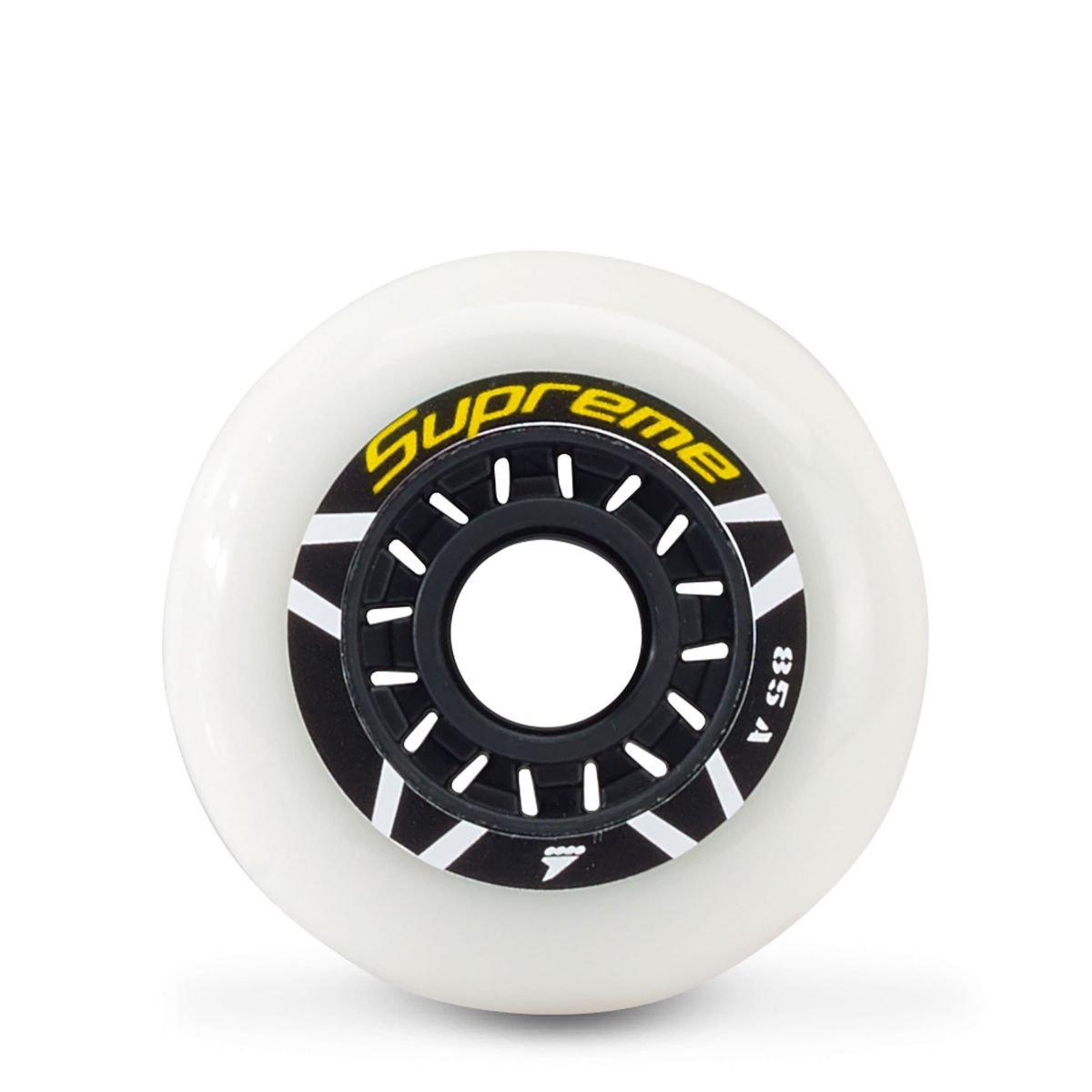 Rollerblade Supreme Urban 80mm 85a Inline Skate Wheels