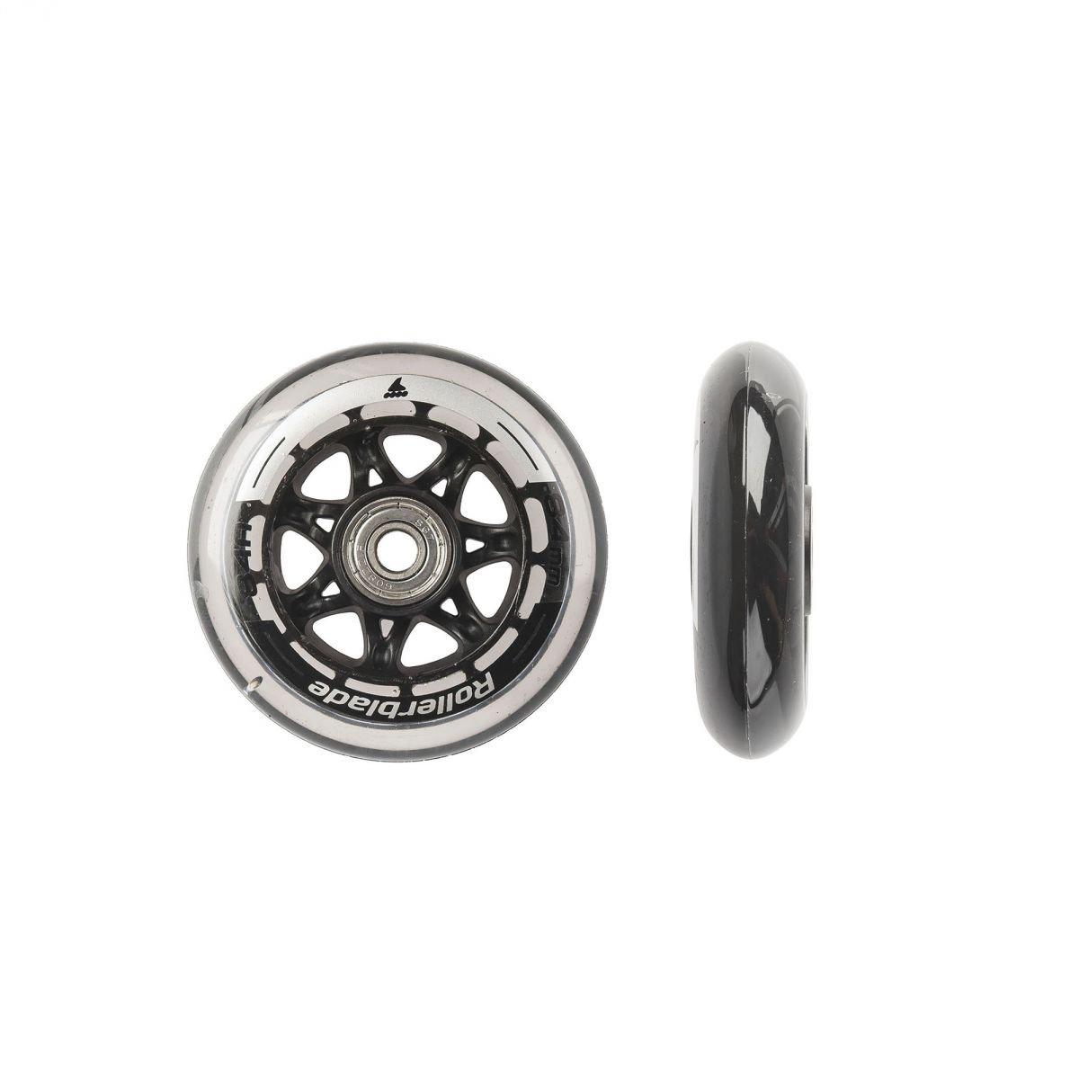 Rollerblade Wheel Kit 84mm/84A + SG7 Bearings