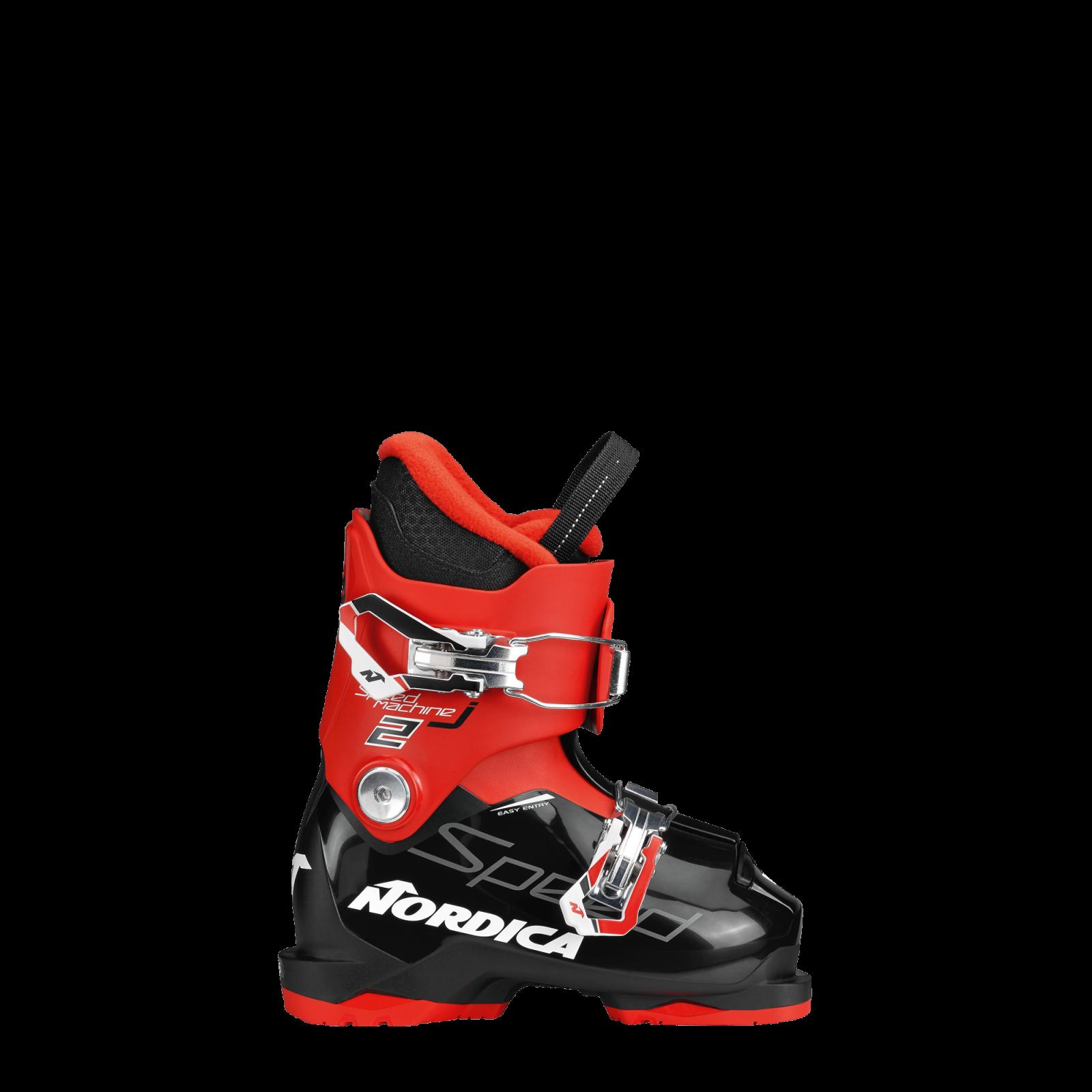 2021 Nordica Speedmachine J2 Youth Ski Boots