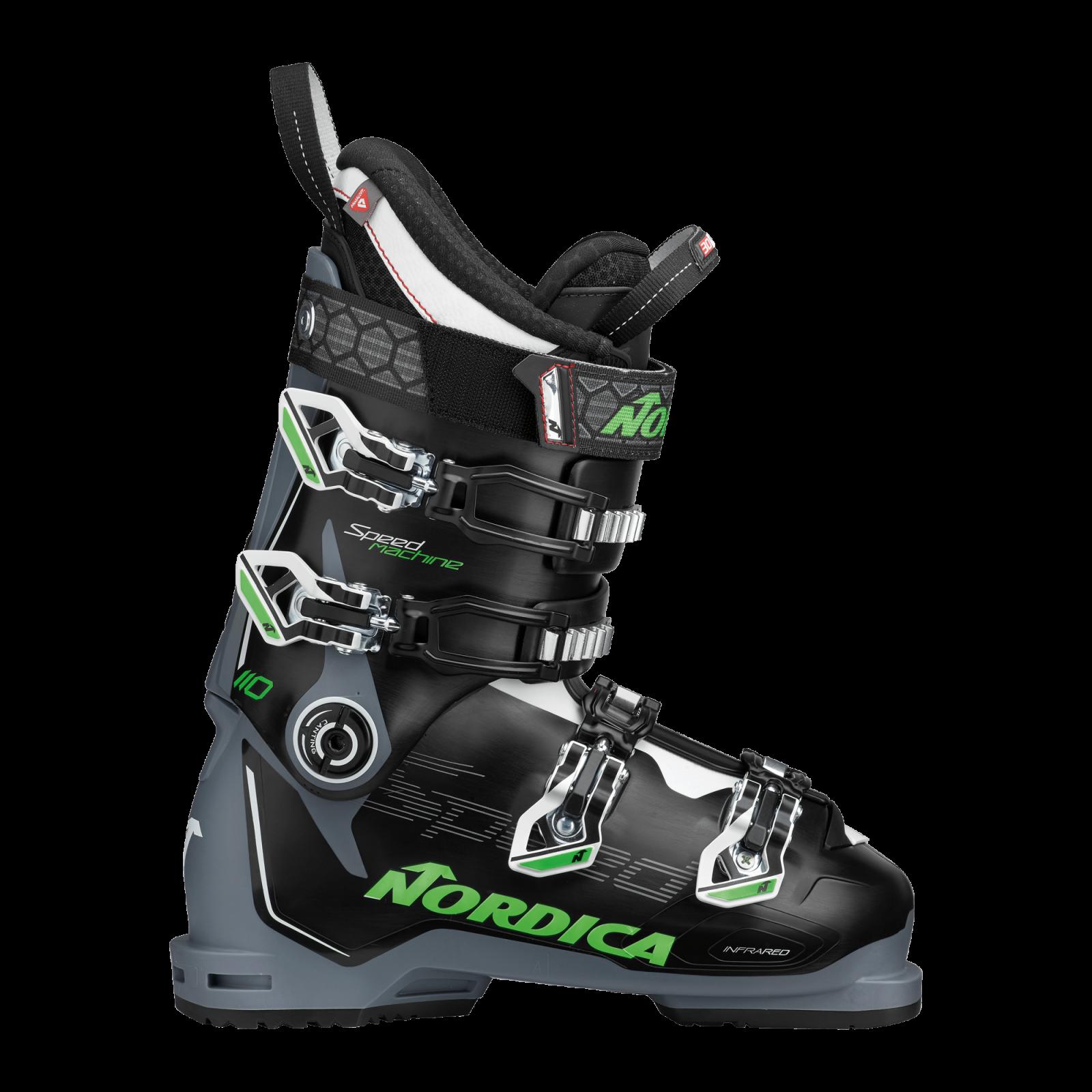 2021 Nordica Speedmachine 110 Men's Ski Boots