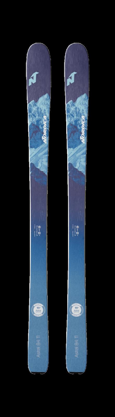 2021 Nordica Astral 84 Women's Ski
