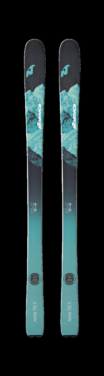 2021 Nordica Astral 78 Women's Ski
