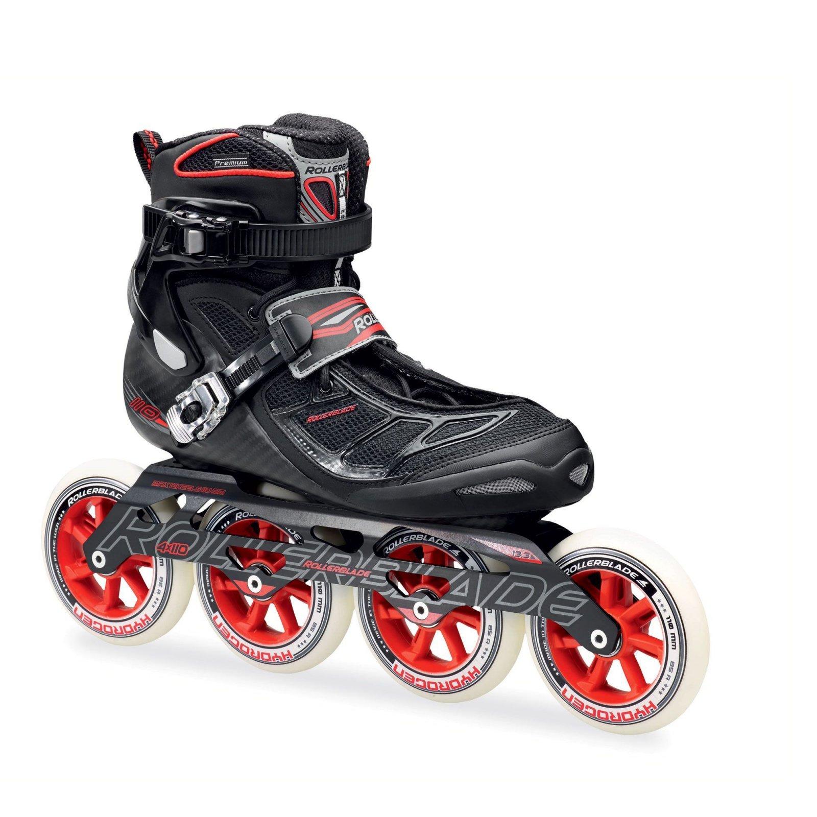 2017 Rollerblade Tempest 110 C Men's Inline Skates