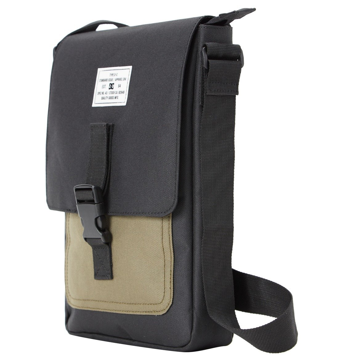 DC Wes Kremer Explorer Satchel Shoulder Bag