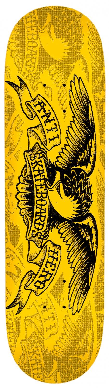 Anti Hero Copier Eagle PP 8.5 x 32.25 Skateboard Deck