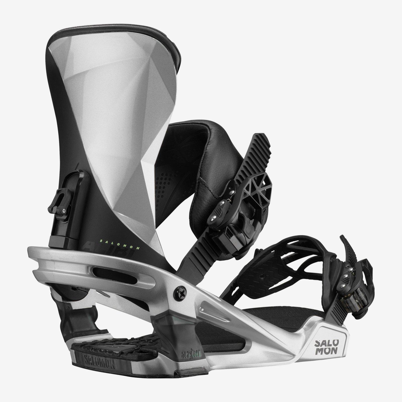 2020 Salomon Alibi Men's Snowboard Bindings