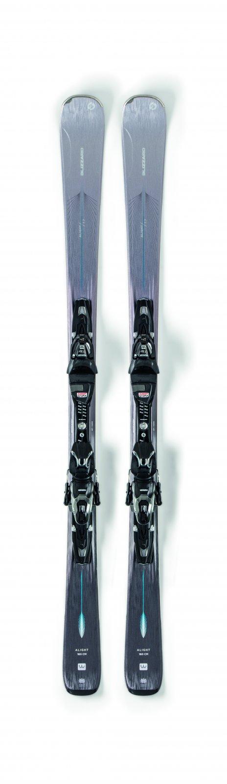 2020 Blizzard Alight 7.7 + Marker 10TLT Women's Skis