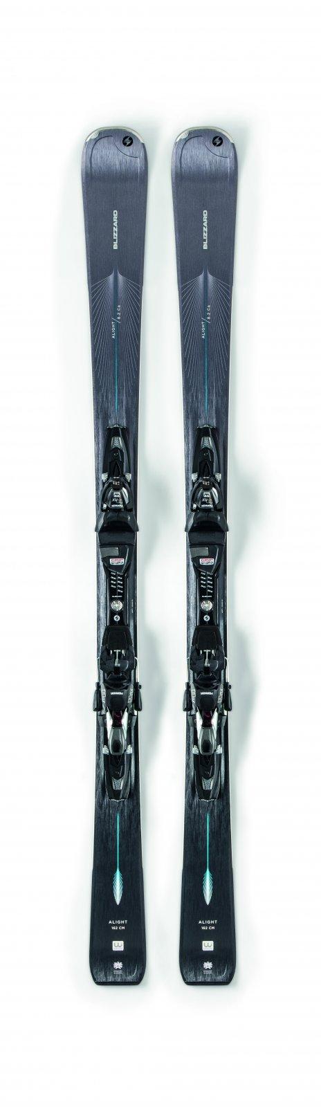2020 Blizzard Alight 8.2 Ca + Marker TLX11 Women's Skis
