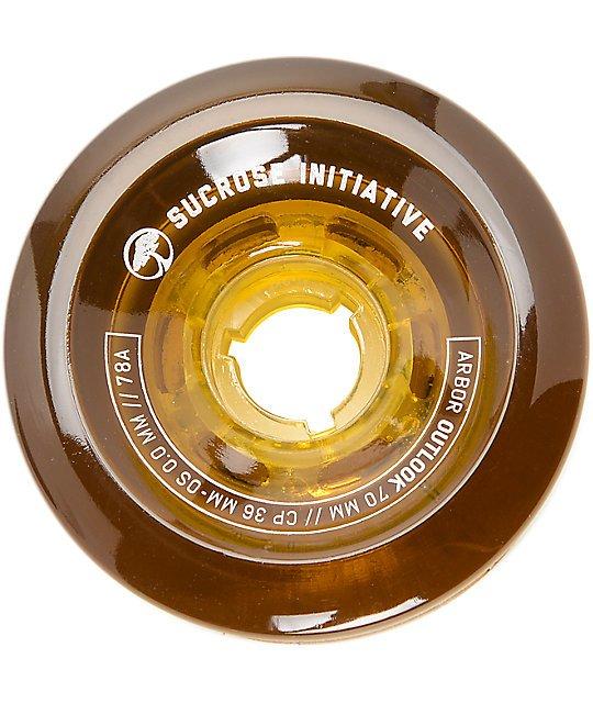 Arbor Outlook 69mm Wheels
