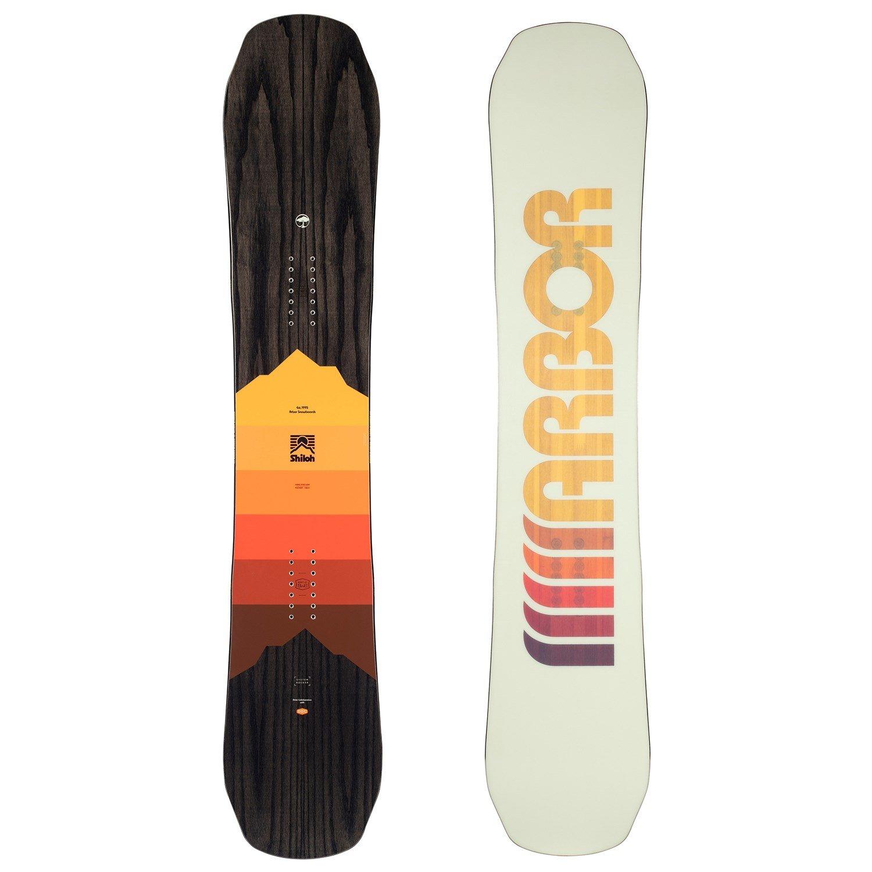 2021 Arbor Shiloh Rocker Men's Snowboard