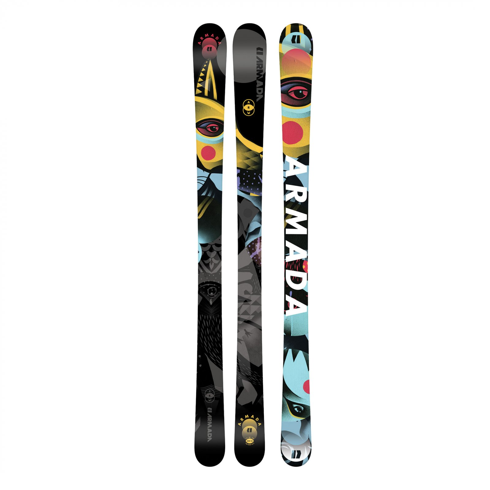 2021 Armada ARW 84 Youth Skis