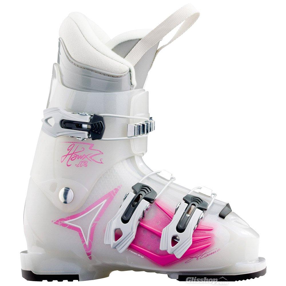 11/12 Atomic Hawx JR Glitter Trans Youth Ski Boots