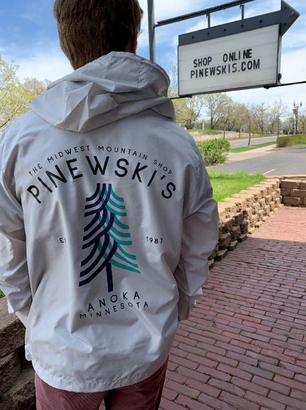 Pinewski's Windbreaker