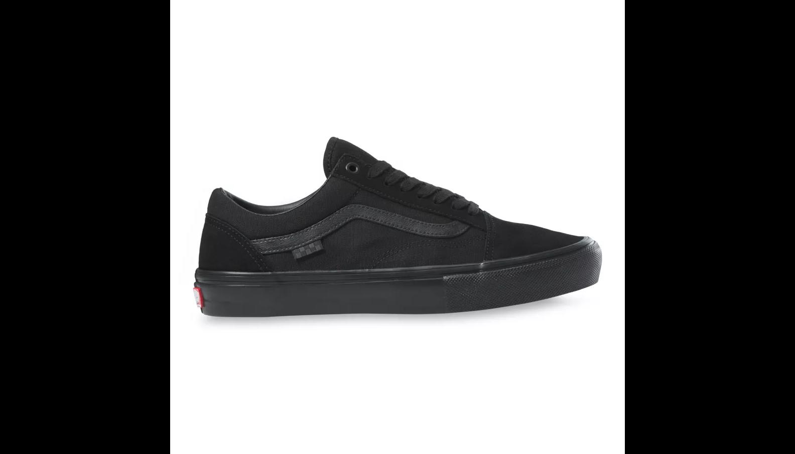 Vans Skate Old Skool - Black/Black