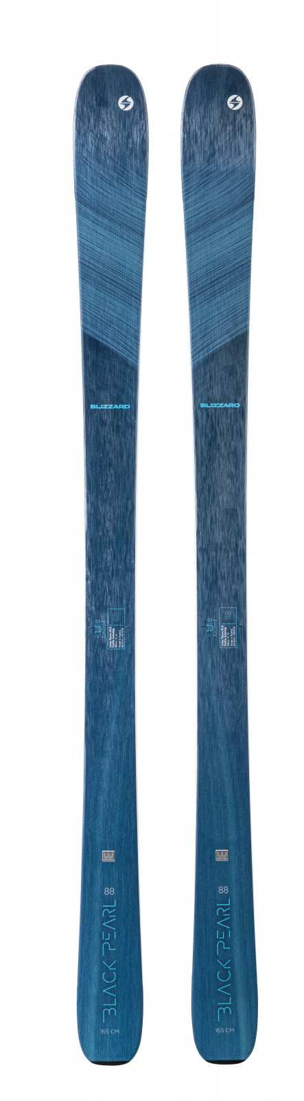 2021 Blizzard Black Pearl 88 Women's Skis