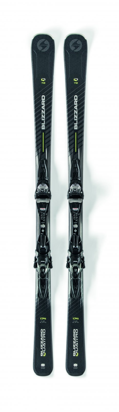 2020 Blizzard Quattro 7.2 W/ Marker TPC 10 Men's Skis