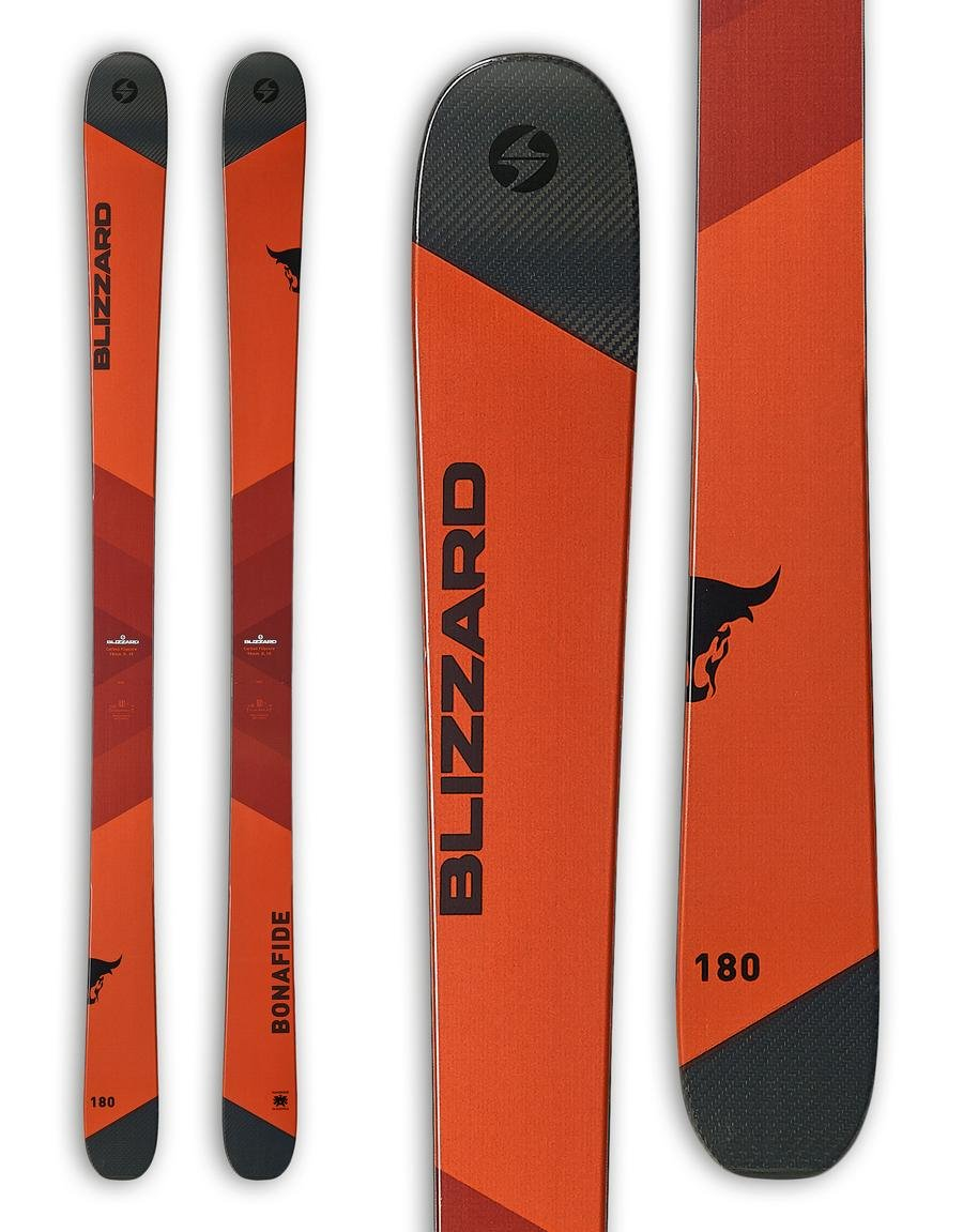 2019 Blizzard Bonafide Men's Skis