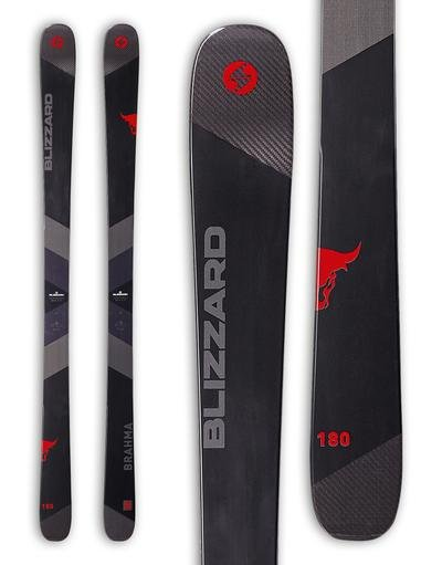 2019 Blizzard Brahma Men's Skis