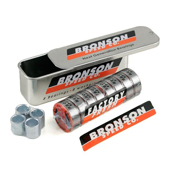Bronson G3 Speed CO Bearings