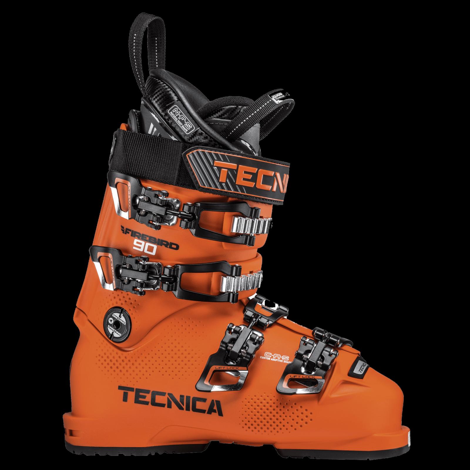 2019 Tecnica Firebird 90 Junior Race Boots