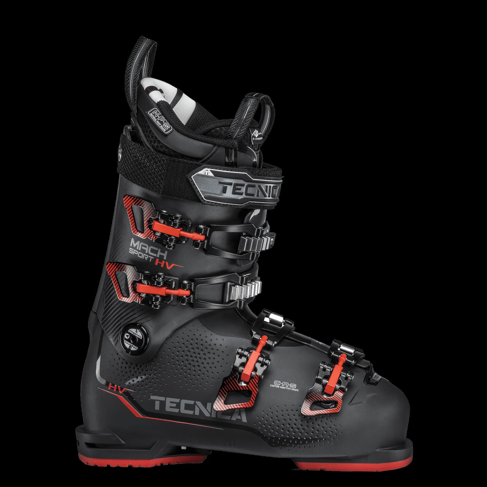 2021 Tecnica Mach Sport HV 100 Men's Ski Boots