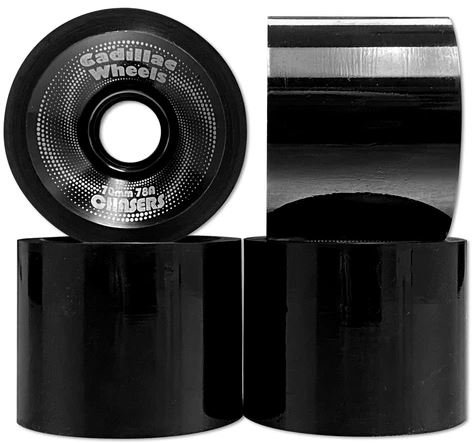 Cadillac Chasers Wheels 70mm /78A - Black