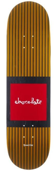 Chocolate Cruz Pop Secret 8.1875 x 31.5 Skateboard Deck