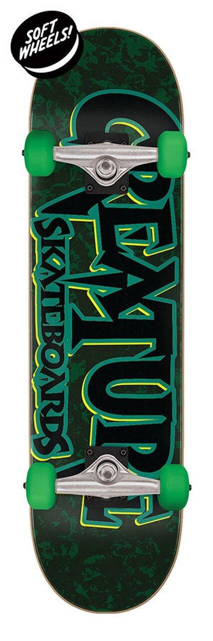 Creature Cinema Mini 7.75 x 30 Skateboard Complete