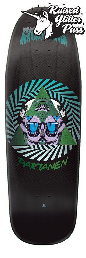 Creature Partanen Apparitions LG 9.84in Skateboard Deck
