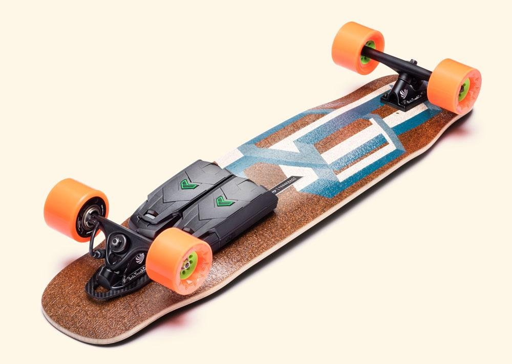 Loaded x Unlimited Tesseract Cruiser Complete Electric Skateboard