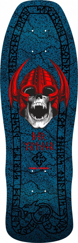 Powell Peralta Welinder Nordic Skull 9.625 x 29.75 Skateboard Deck
